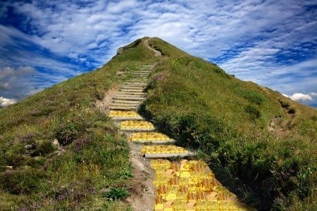 Are We There Yet? Spiritual Growth as a Lifelong Journey ... Journey Path Road