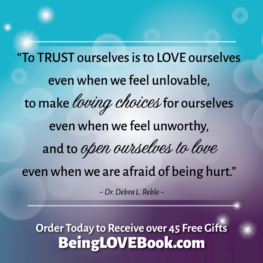 Love Choices Quotes 6 Heartopening Quotes On Love Fear & Authenticitydrdebra Reble
