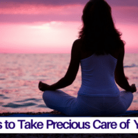 7 Ways to Take Precious Care of Yourself by Debra Reble