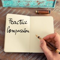 The Power of Practicing Compassionate Detachment in Negative Situations by Debra Reble