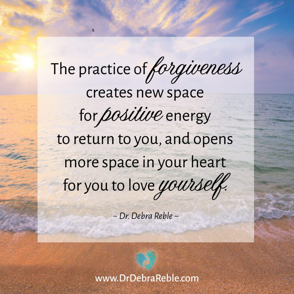 Return To Love Quotes Quote The Practice Of Forgiveness Creates New Space For Positive