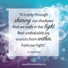 Dr. Debra Reble, Inspiring Quotes, Quote