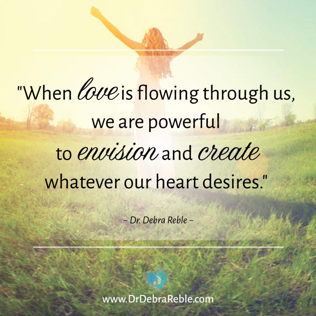 Dr. Debra Reble. Inspiring Quotes, Quote