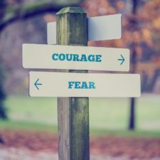 Affirmations, Courage, Fear