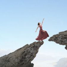 How to Tap into Your Courage Using the Leaps of Trust Process by Dr. Debra Reble