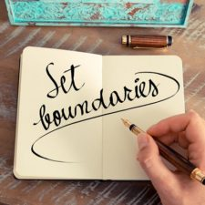 Become 'Unmessable With' By Setting Energetic Boundaries by Dr. Debra Reble